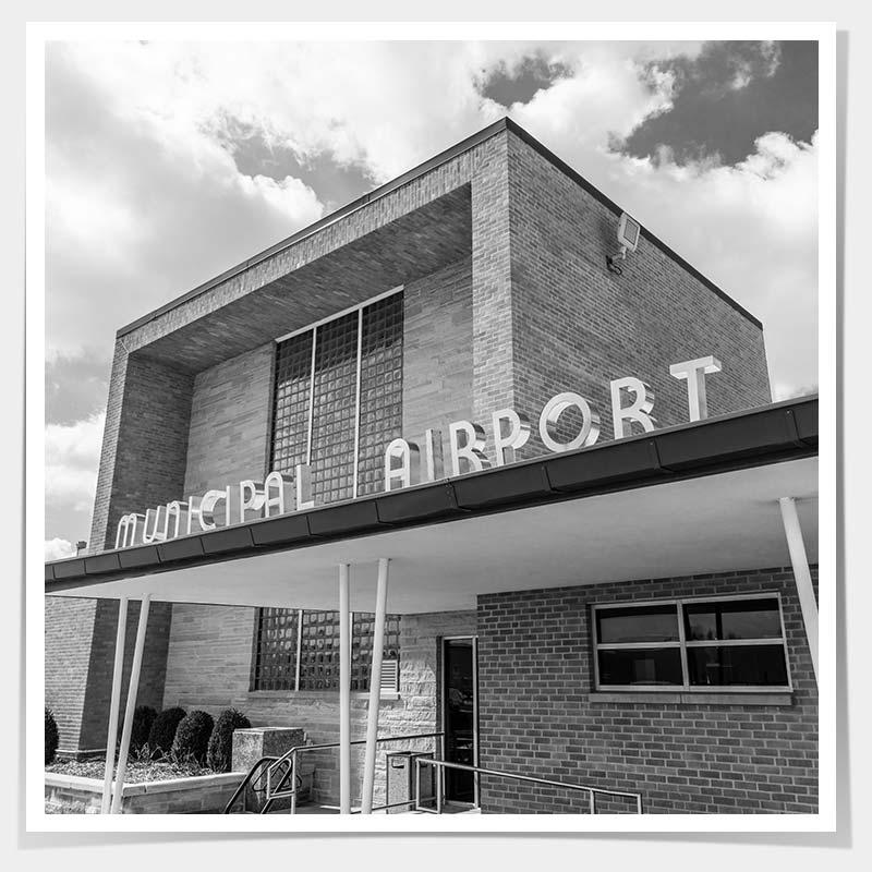 Iowa City Airport Terminal